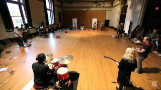 22 guitar ensemble creates unique sonic experience