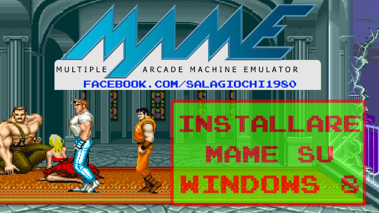 mame 32 windows 10