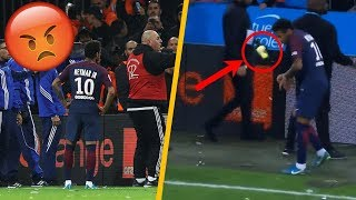 Neymar Jr Angry Moments vs Fans | HD