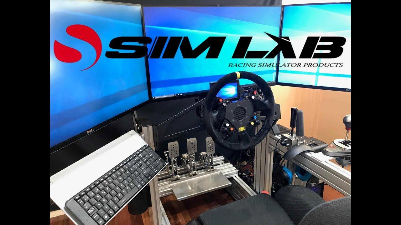 Sim-Lab P1 Cockpit Review
