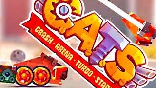 BOX POPPIN' + 360 NO SCOPE! - C.A.T.S. Crash Arena Turbo Stars