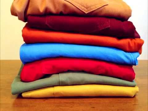 Как вернуть цвет одежде в домашних условиях?