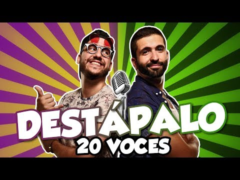 Juan Magan - Destápalo (Parodia) 20 voces famosas