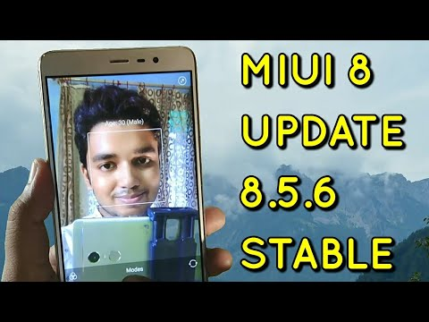 Miui 8 Stable 8.5.6 Update for Redmi Note 3   Bugs Fixes   Hindi - हिंदी