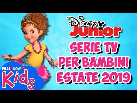 SERIE TV PER BAMBINI Estate 2019 | Cosa vedere su Disney Junior