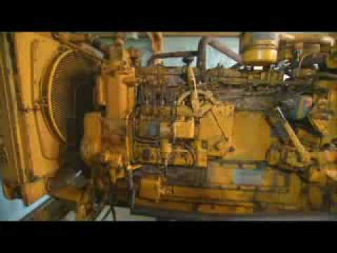 Oldest working Cat® Generator Set on record in North America