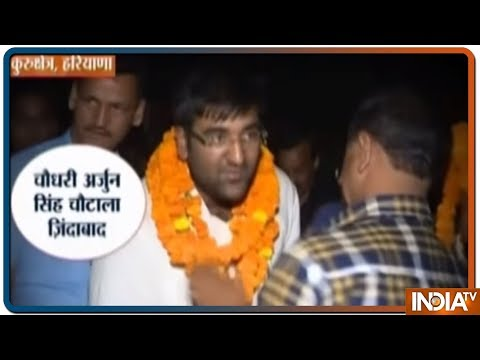 Arjun Chautala And Abhay Singh Chautala Campaign For INLD In Kurukshetra | Exclusive