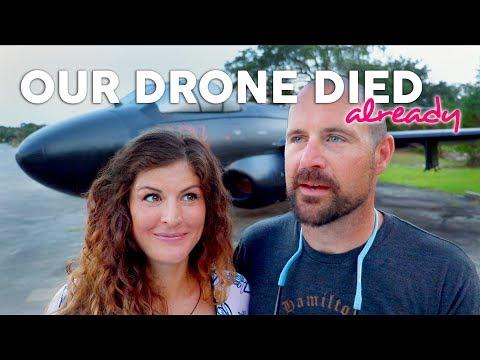 DJI MAVIC CRASH // A DRONE'S short life & MYSTERIOUS SUICIDE