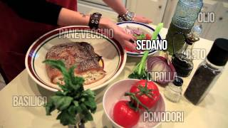 """Ital - Module 1 - Cooking With An Accent - """"panzanella Romana E Toscana"""""""