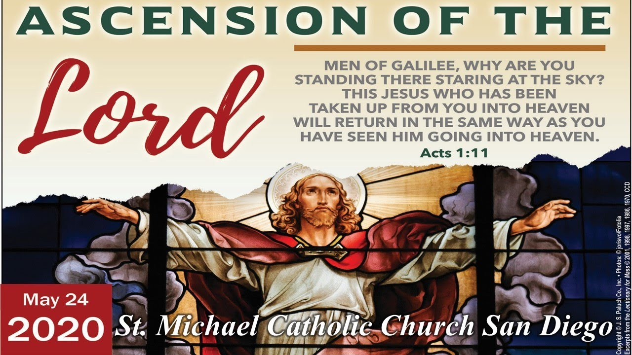ASCENSION OF THE LORD MASS