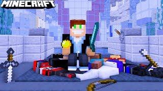 WYGRAŁEM SAM ARENE! MURDER MYSTERY DOUBLE UP | Minecraft Vertez