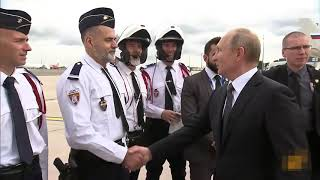 большой перепуг Путина