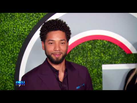 JUSSIE SMOLLETT'S 'EMPIRE' CHARACTER TIES THE KNOT IN TV'S FIRST BLACK, GAY WEDDING
