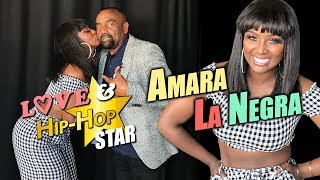 Afro-Latina Entertainer Amara La Negra on Blacks, Latinos, Interracial Marriage, & Trump! (#123)