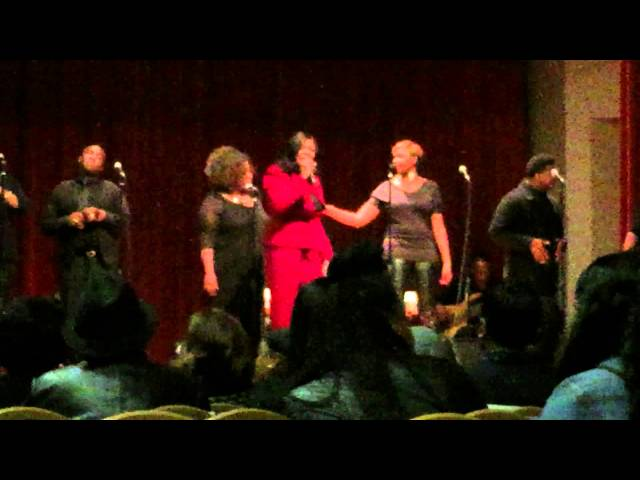 Arise Oh Lord Written by Sonya Lovelace Hester Performed by Lady Media Cole