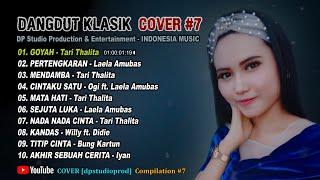 KUMPULAN LAGU DANGDUT ENAK DI DENGAR [Full Album] Musik Cover 7 🔴 DPSTUDIOPROD