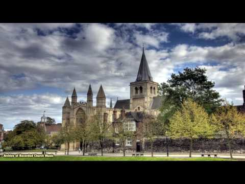 BBC Choral Evensong: Rochester Cathedral 1984 (Barry Ferguson)