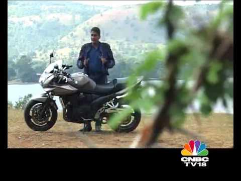 Suzuki Bandit 1250 Test Ride Review