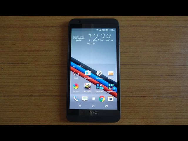 HTC One E9s - Review