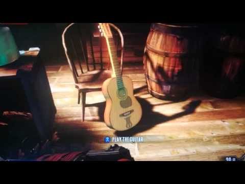 Bioshock Infinite OST - Lighter Than Air (Acoustic Cover)