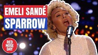 Emeli Sandé performs 'Sparrow' live   Comic Relief
