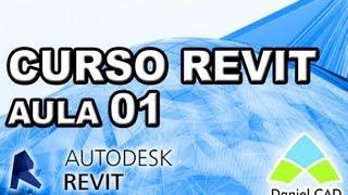 Aula 01 | Revit 2013 | Apresentação e Unidades