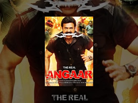 REAL ANGAAR | Hindi Film | Full Movie | Venkatesh | Meena | Aparna
