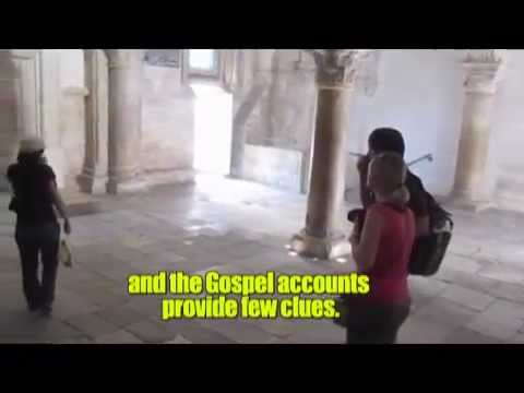 The last supper room, Mount Zion, Jerusalem, Israel - all you must  see in that important room