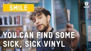 Oxfam Vinyl Players: Tom Grennan | Oxfam GB