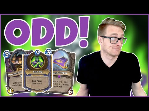 Hearthstone | It's Too Powerful! | Wild Odd Zoo Warlock | Rise of Shadows