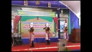 Tarian Nusantara Siswi Smk Pontren Darussalam Demak