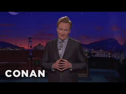 Conan Reveals What Else Is On Kavanaugh's Calendar  - CONAN on TBS