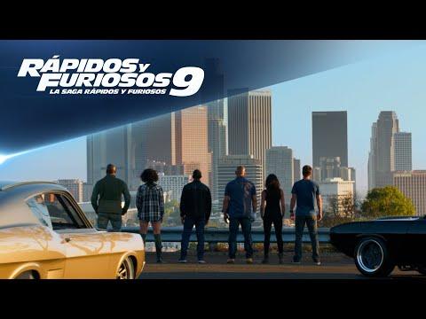RÁPIDOS Y FURIOSOS 9 – Sabes Que Es Rápidos Cuando (Universal Pictures) HD