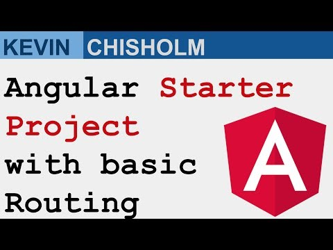Angular | Kevin Chisholm - Blog