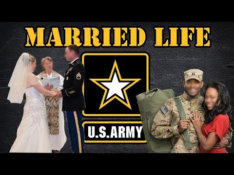 Being A Married Soldier In The Army