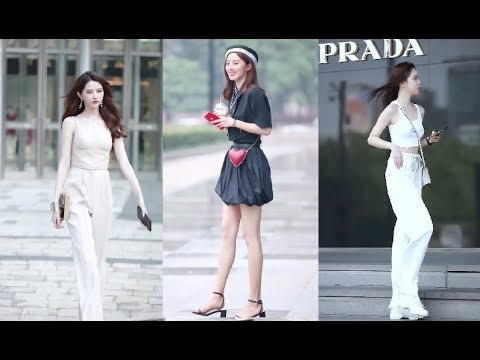 Street Fashion Walking Style #2