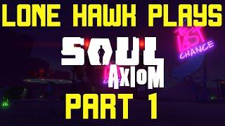 Soul Axiom Indie Game!
