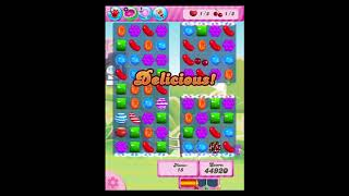Candy Crush Saga Level 282 Walkthrough