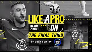 Playing Without Fear: Hakim Ziyech on Creativity in the Final Third