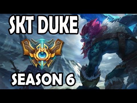 Ekko Top Build Duke