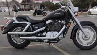 2005 Honda Shadow 1100 Sabre