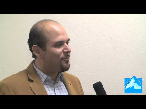 Pedro Medina Jr. Interview at La Cumbre Global De Liderazgo