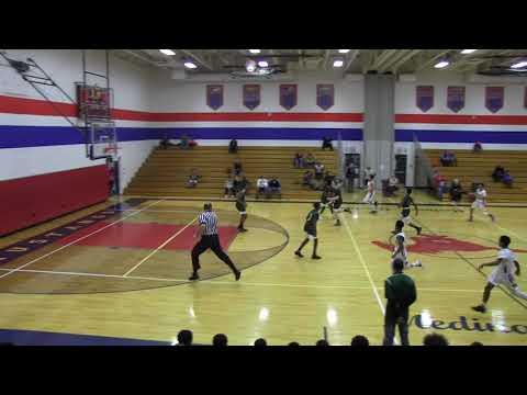 Tapestry boys JV vs Medina HS - Monday, Dec 11th, 2017
