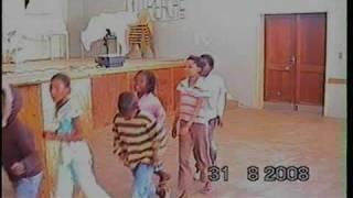 African music: Song by Namibian Christians / Afrikanische Musik: Lied von namibischen Christen