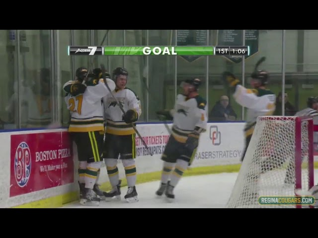 Stephen Langford Hockey Highlights
