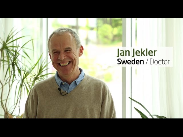 Meditation Experience by Jan Jekler (Sweden)
