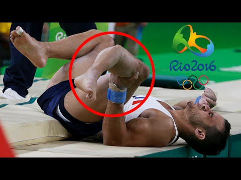 5 WORST INJURIES AT THE RIO 2016 OLYMPICS