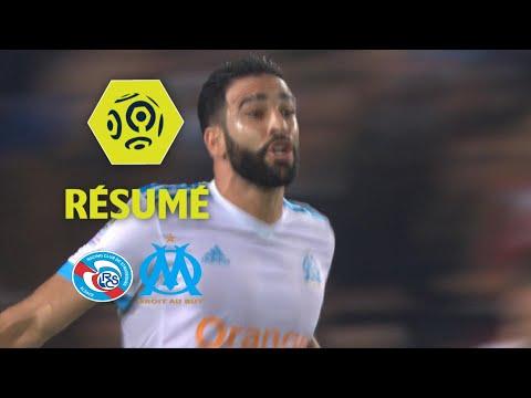 RC Strasbourg Alsace - Olympique de Marseille (3-3)  - Résumé - (RCSA - OM) / 2017-18