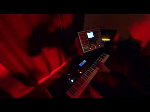 Progressive-Rock-Dance Song (LIVE SOLOS) - Richard Plamondon