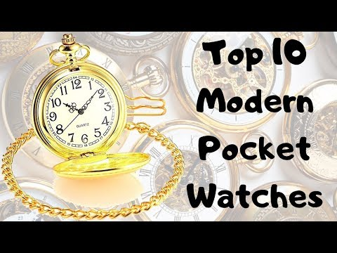 Best 10 Modern Pocket Watches | Of 2019 Reviews | Buy From Amazon